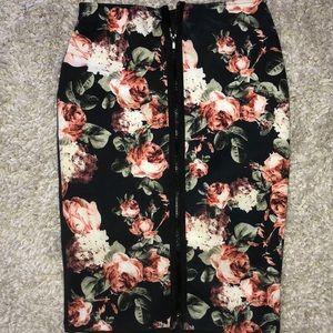 Bundle of two midi skirt